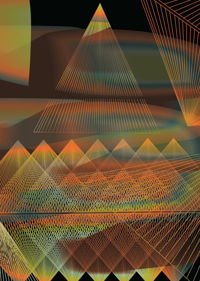 Op-art, Vortex, limited edition