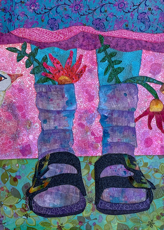 Birks And Skirts Art | Karen Payton Art