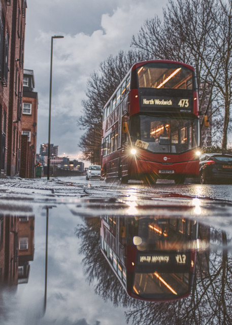 Every Bus Is Beautiful Art | Martin Geddes Photography