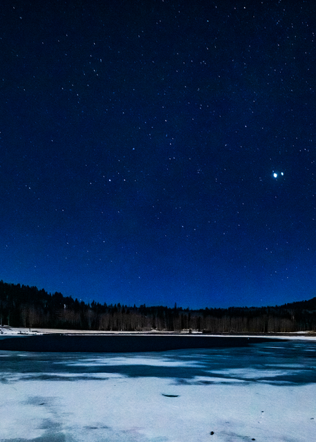 The Christmas Star Photography Art | Craig Primas Photography