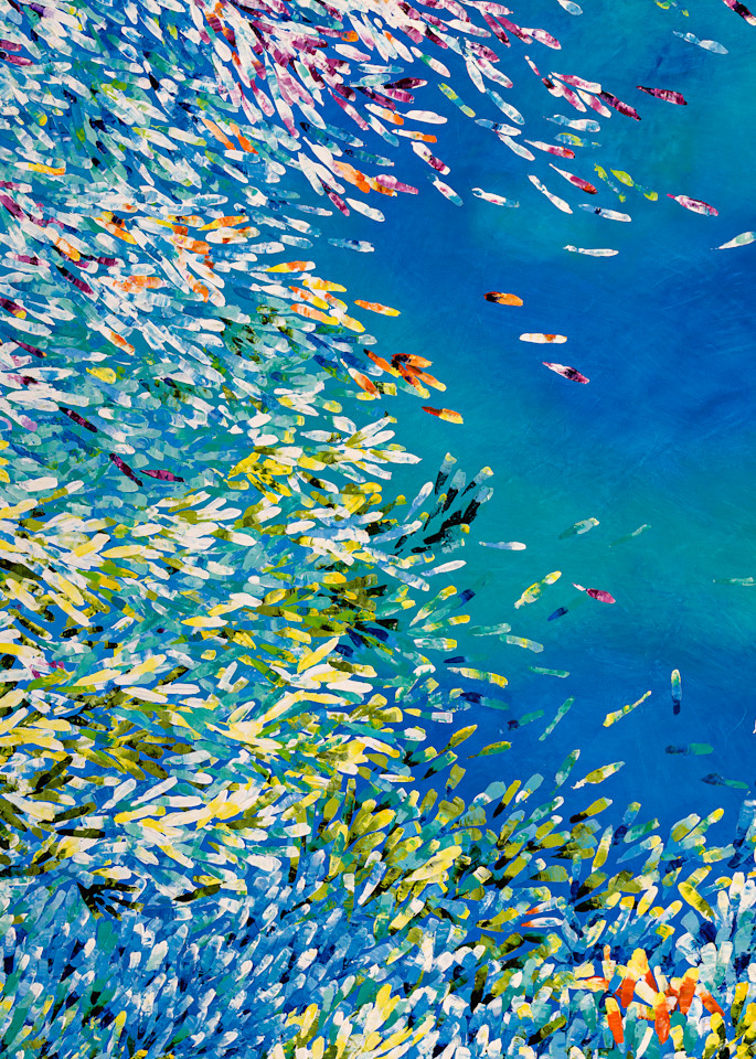 Coral Forest   Products Art | Mercedes Fine Art