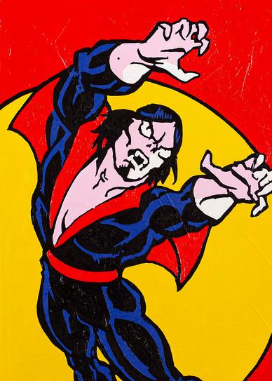 Morbius Print Art | Todd Monk Art