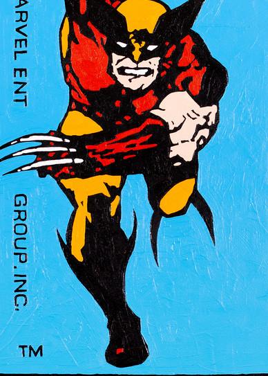 Wolverine 50 Art | Todd Monk Art