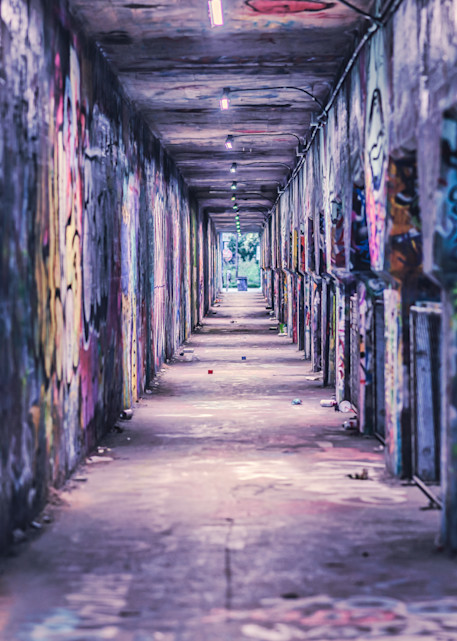 The Tunnel Between | Susan J Photography, LLC