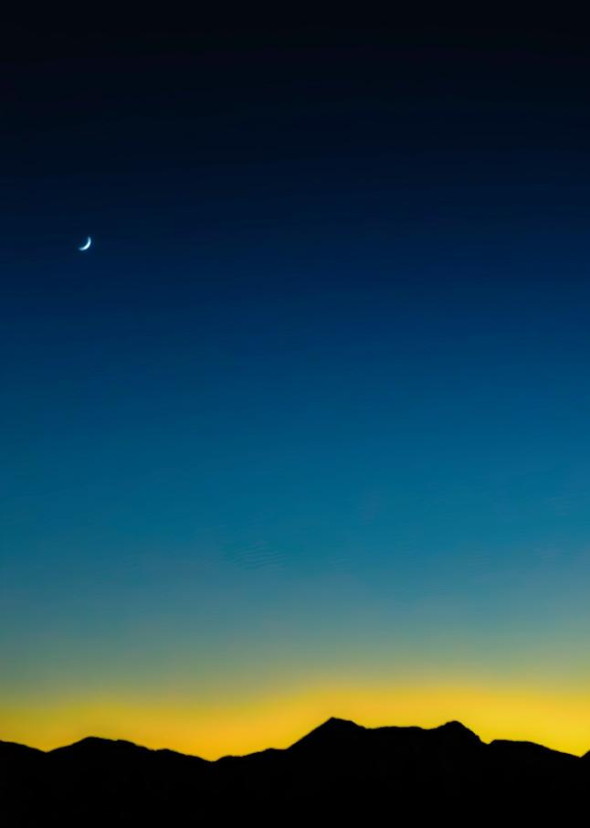Moon Mountian Photography Art | Kindle Bard Studio
