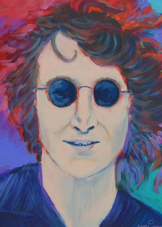 John Lennon Art | lynnericson-fine-art.com