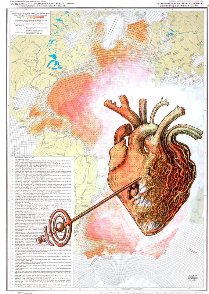 Lover's Heart Art | artemart