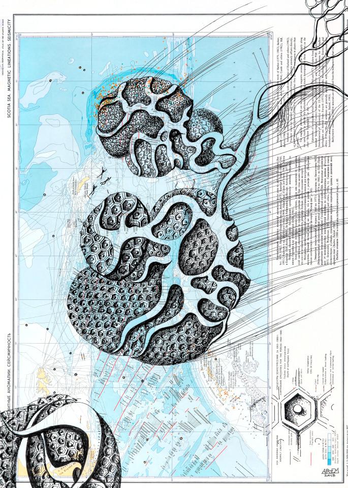 Ocean's Heart  Art   artemart