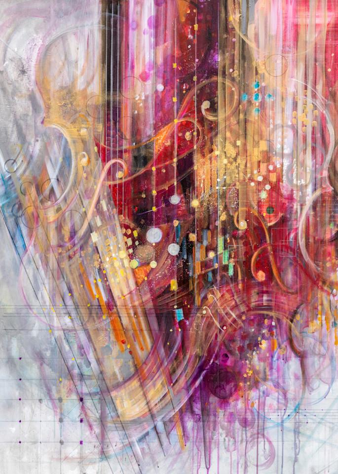 Homage To Tchaikovsky Ii Art | Freiman Stoltzfus Gallery