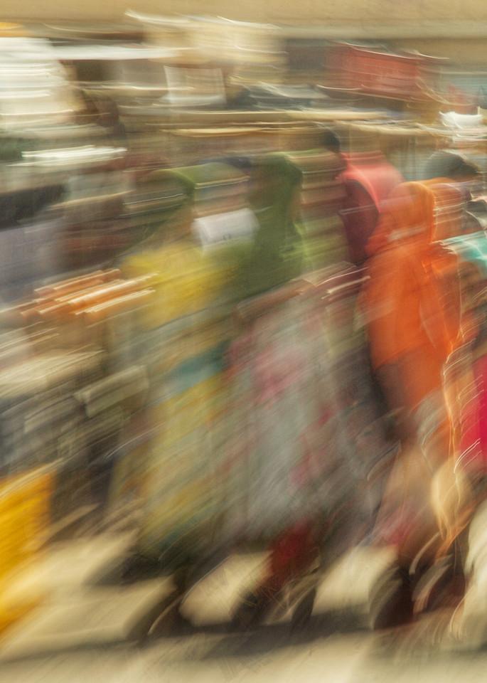 Women At The Market Art | Danny Johananoff