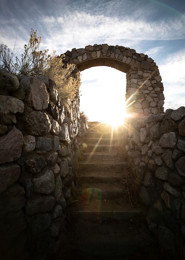 Through The Arch Photography Art | Sydney Croasmun Photography