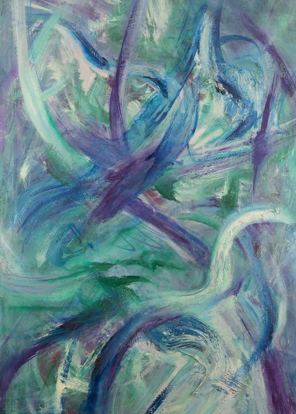 """A State Of Calm"" Art   Daniel Kanow Fine Art"