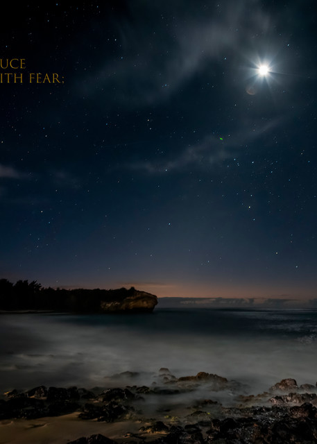 Midnight Truce Photography Art | Ed Sancious - Stillness In Change