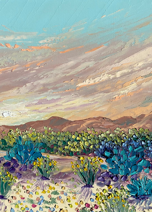 A Desert Daydream Art   Tessa Nicole Art