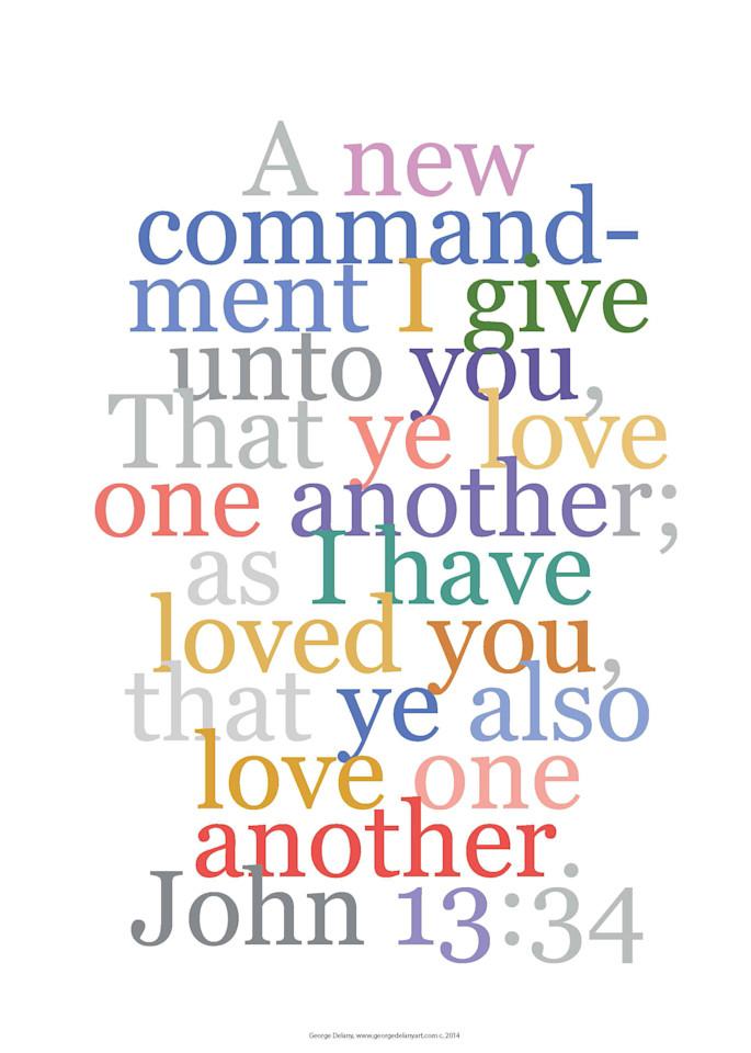 John 13:34 Faith Verse