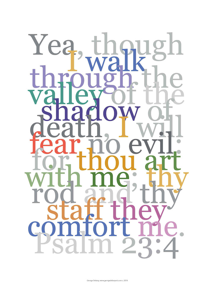 Psalms Inspirational Verse