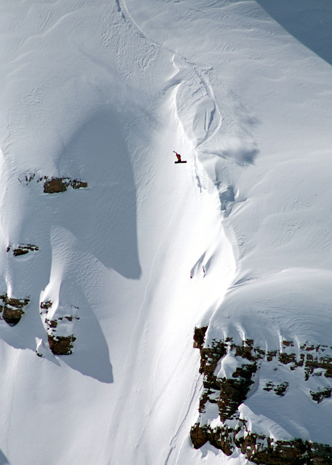 Adam Hastetter, Jackson Hole Backcountry, WY