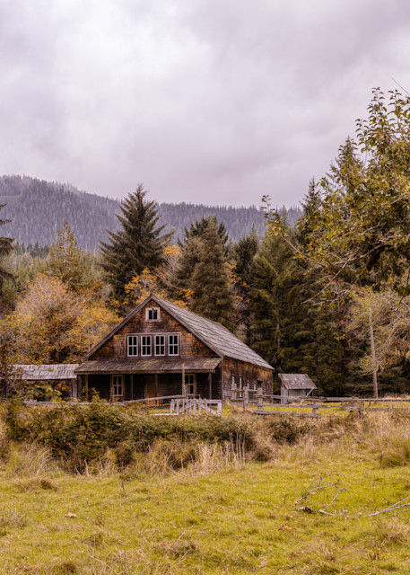 Kestner Homestead, Olympic National Park, Washington, 2020