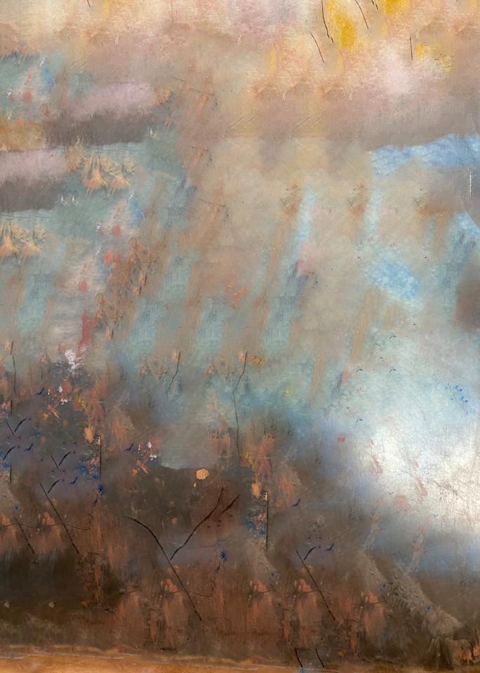 Dust Storm   Las Crusas, New Mexico   Digital Combine Art   Peter Anderson Studio