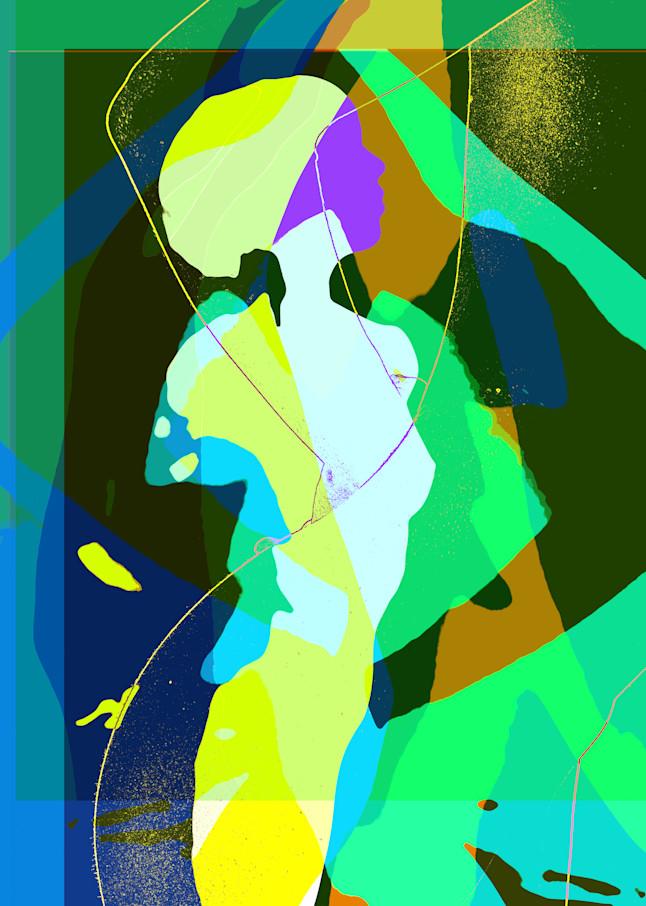 Abstract Figure Photography Art | Christopher Grey Studios