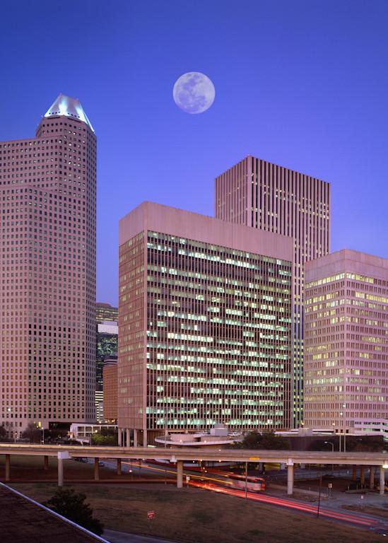 Cullen Center, Houston, Texas Photography Art | Rick Gardner Photography