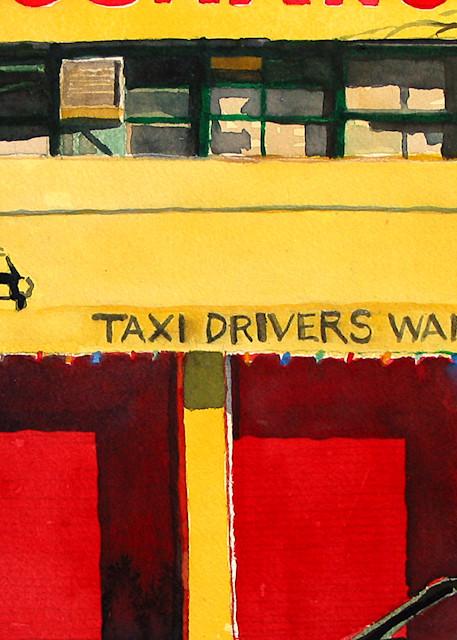 Red Doors, New York City Art | Courtney Miller Bellairs Artist