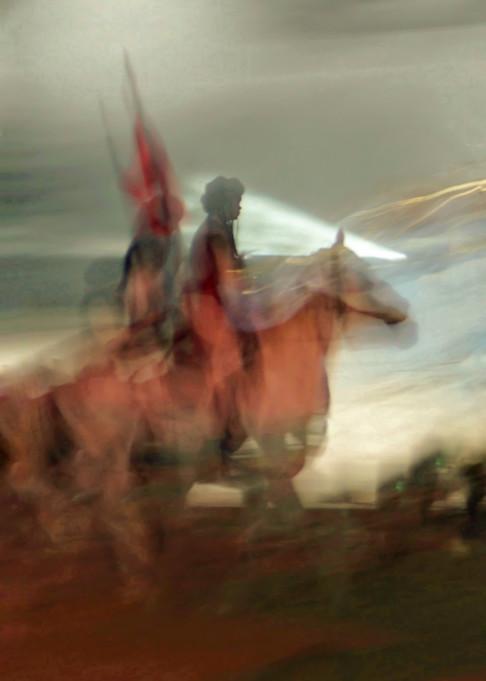 Return From Battle Art | Danny Johananoff