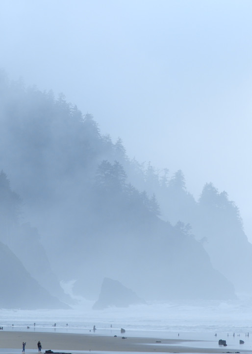 Pacific Morning Mist Art | sgehring
