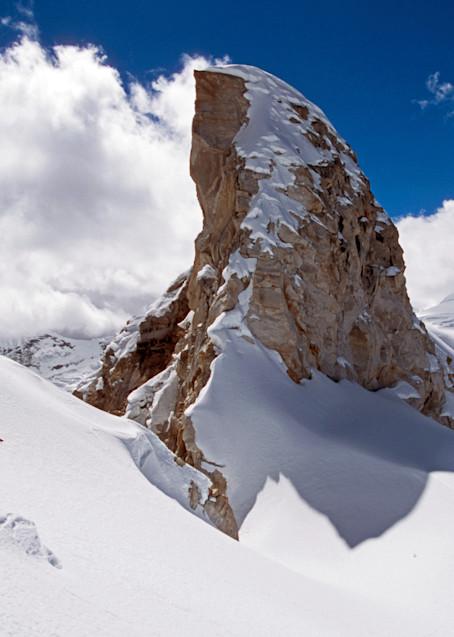 Porter Fox, Cordillera Blanca, Peru