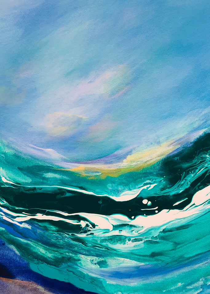 Storm Brewing Art | Bonnie Carter