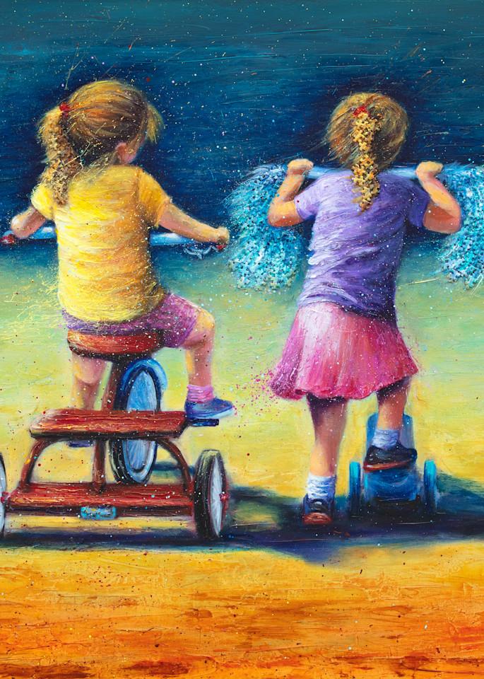 The Twins Art | darzart