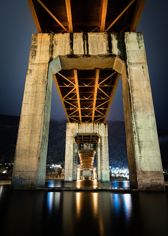 Tom Weager Photography - BOB in Nelson taken at night