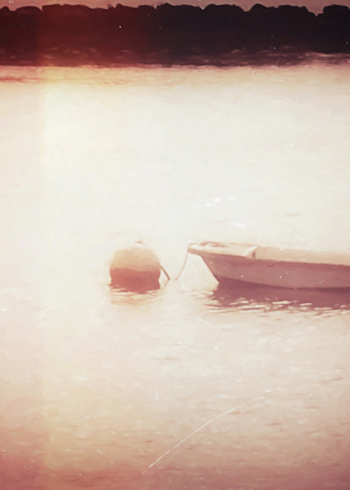 Gone. Fishing?