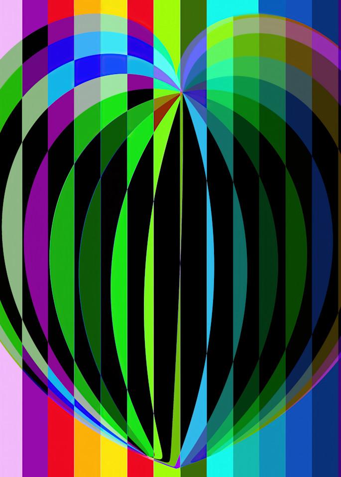 Rainbow stripes flt.collage3 R1 4300px