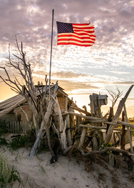 Lighthouse Beach Dune Shack Photography Art | The Colors of Chatham