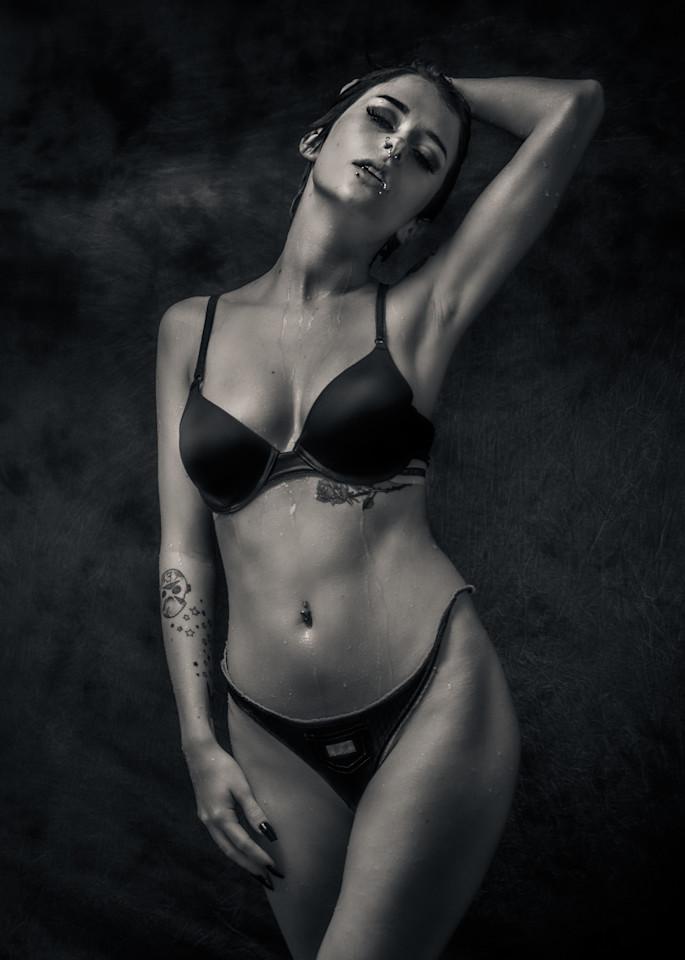 Tristin After A Swim Photography Art   Dan Katz, Inc.