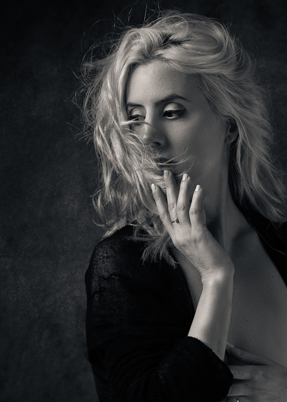 Kim Introspective Photography Art | Dan Katz, Inc.