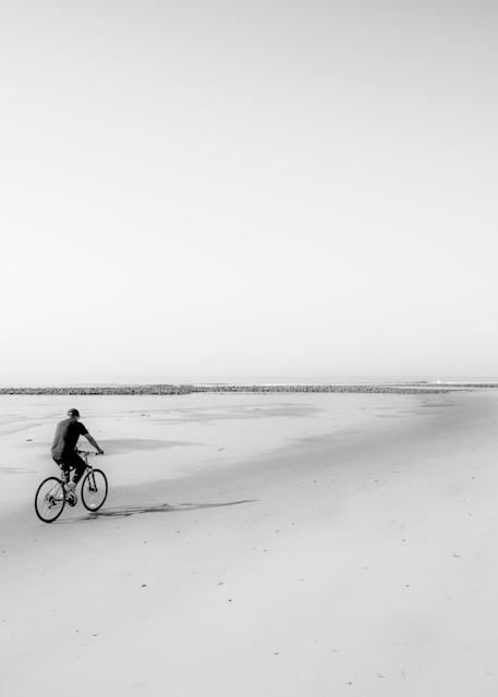 beach bike photo, black and white beach print, Malibu bike ocean print, Malibu wall art, ocean decor, ocean photography print, beach decor, Los Angeles california