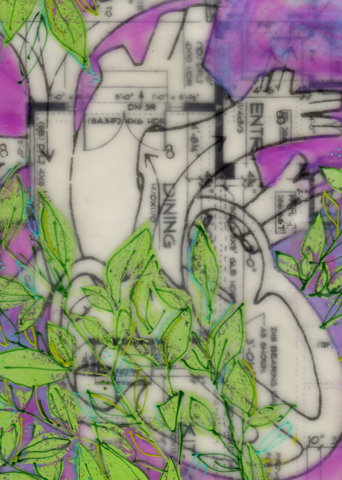Heart Sweet Home (Reproduction) Art | Eyes Aflame LLC