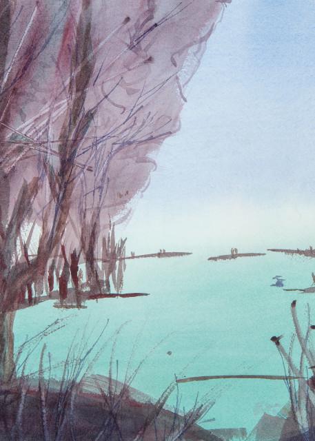 Marsh Art | Elaine Schaefer Hudson Art