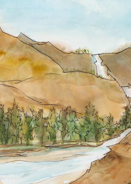 The Eastern Slope Art | Elaine Schaefer Hudson Art