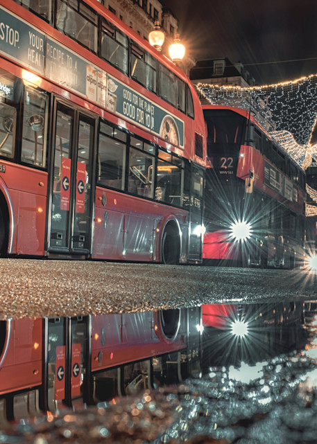 Buses Of Truth Art   Martin Geddes Photography