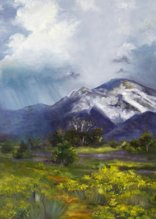 Smells Like Rain Art | Marsha Clements Art