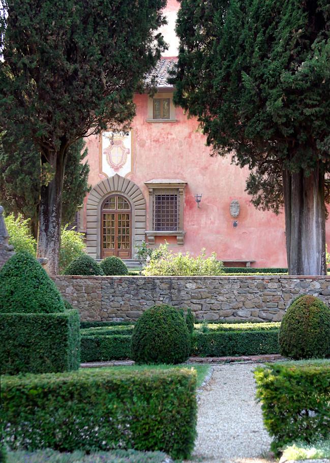 Tuscan Renaissance Villa Vignamaggio