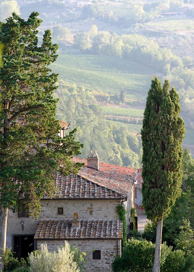 Tuscan Farmhouse Greve in Chianti, Italy