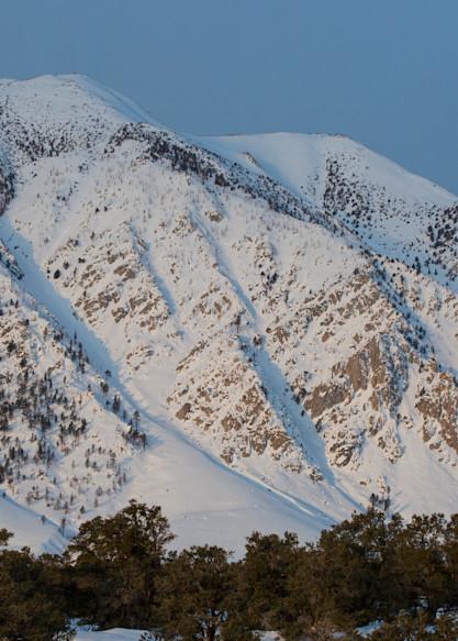 Base Of Mt. Tom, Sunrise Photography Art | Leiken Photography