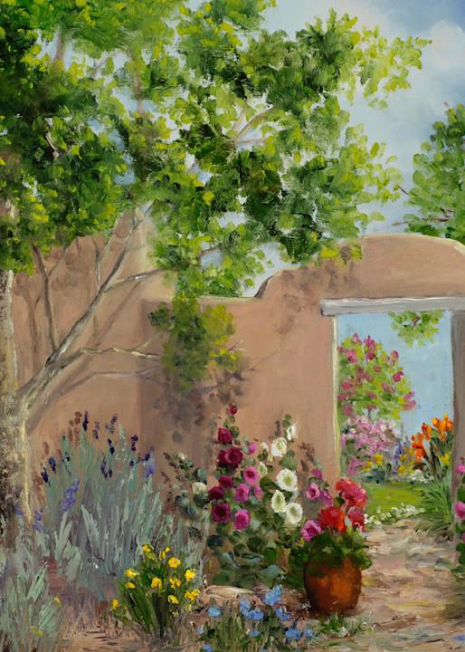 The Artist's Garden Art | Marsha Clements Art