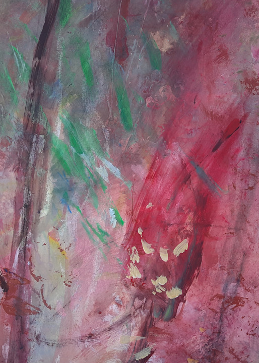 The Raspberry Patch Art | All Together Art, Inc Jane Runyeon Works of Art