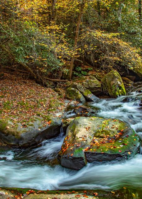 Wv Dunloup Creek Rocks 1272 Fss Art | Koral Martin Fine Art Photography