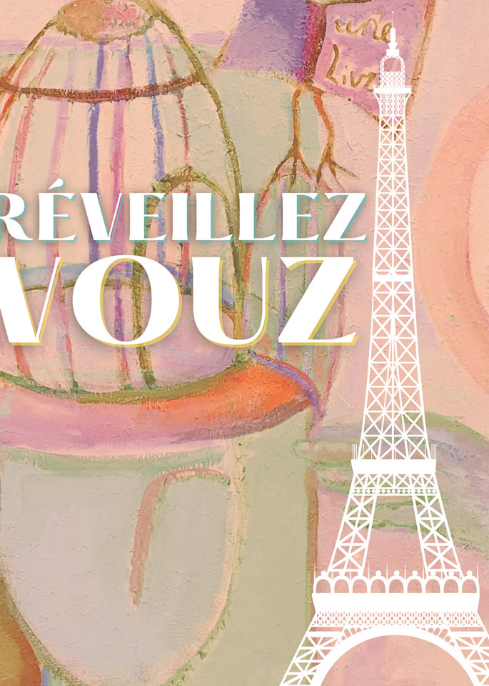 Rev Vous Poster Art   Polly Alice Design
